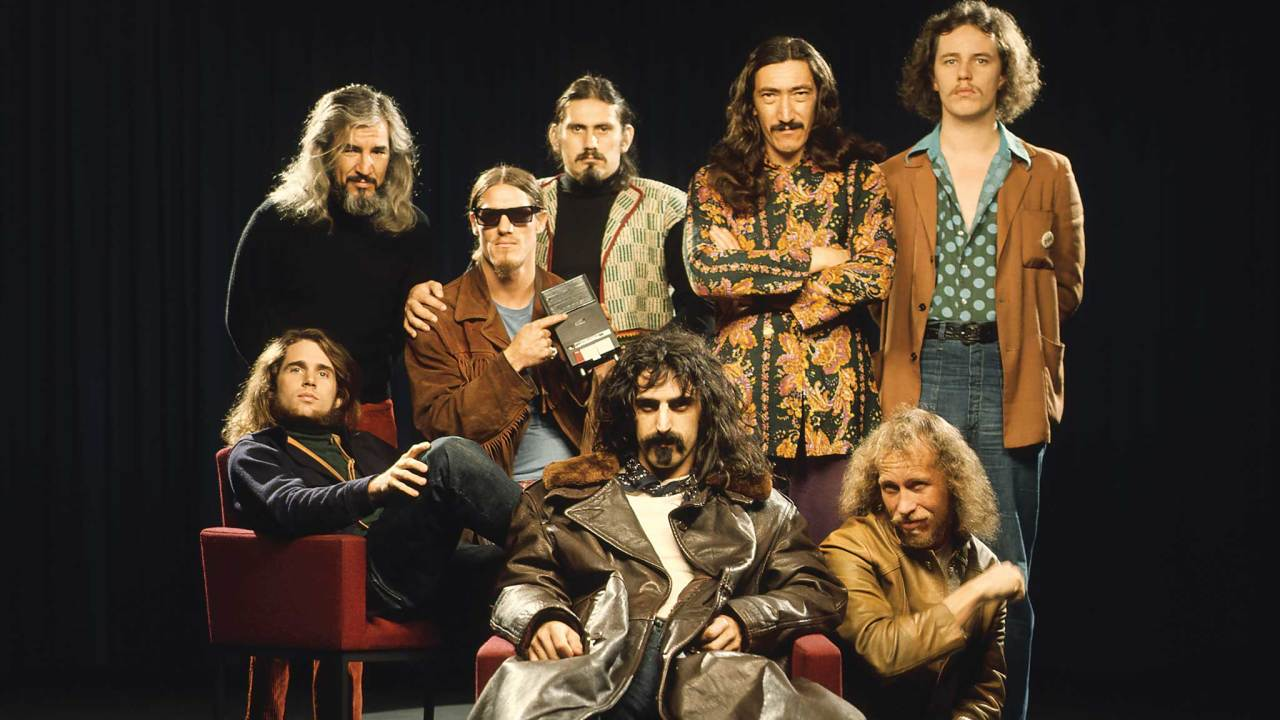 Frank Zappa & The Mothers of Invention