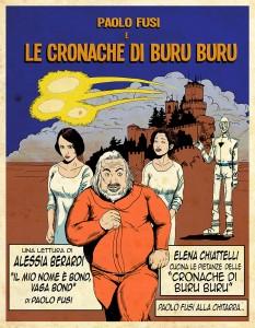 Cronache di Buru Buru in tour